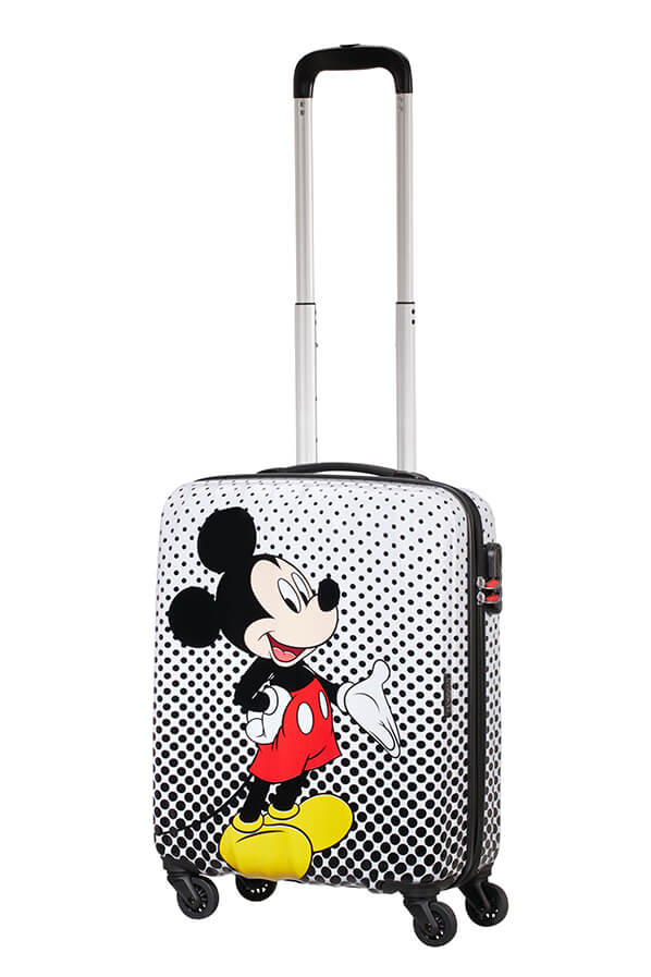 e6fbde17ada American Tourister Disney Legends Spinner (4 wheels) 55cm Mickey ...
