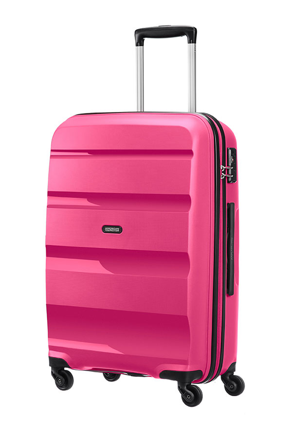 American Tourister Bon Air Spinner (4 wheels) 66cm Hot Pink ...