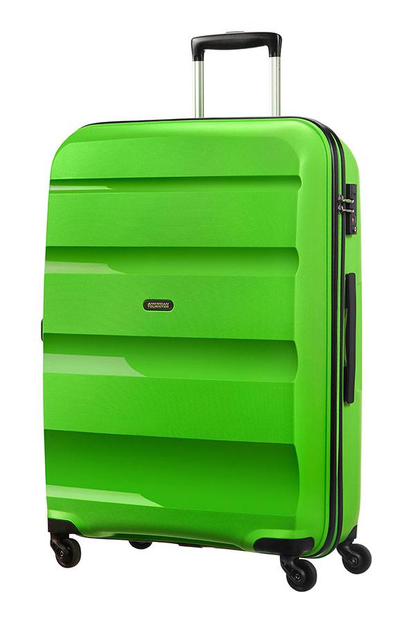 ce3867a93a American Tourister Bon Air Spinner (4 wheels) 75cm Pop Green ...