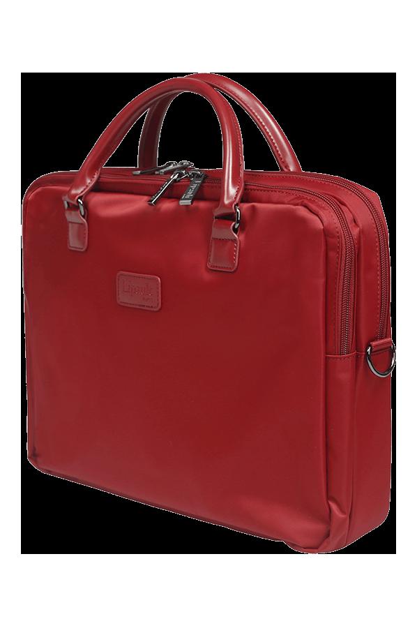 Lipault Lady Plume Ladies Business Bag 15 6 Quot Ruby