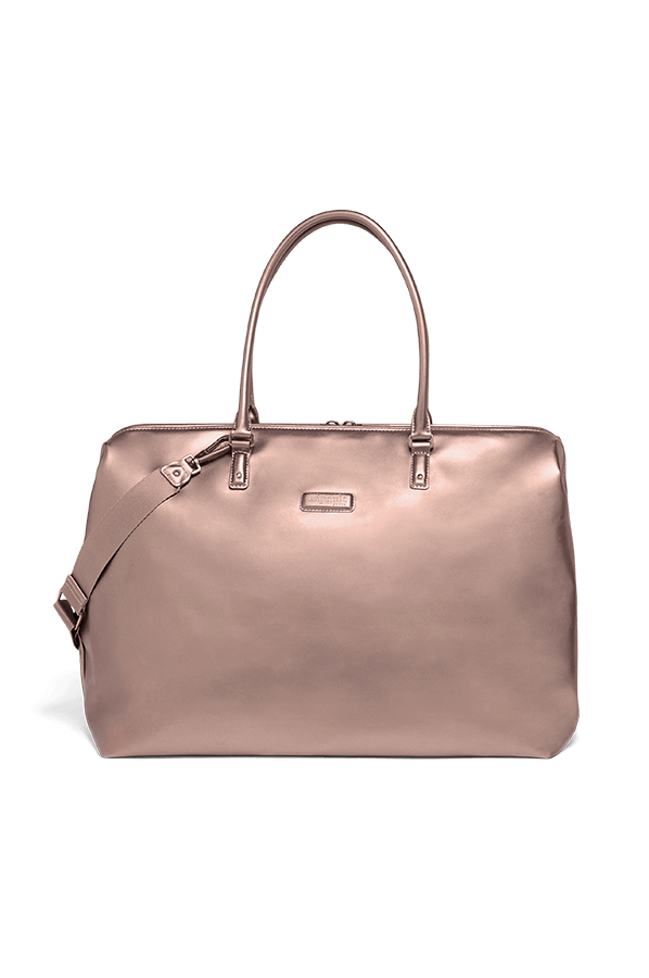 f2143886f891 Miss Plume Weekend Bag M Pink Gold