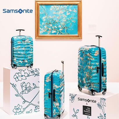 Samsonite Van Gogh Museum
