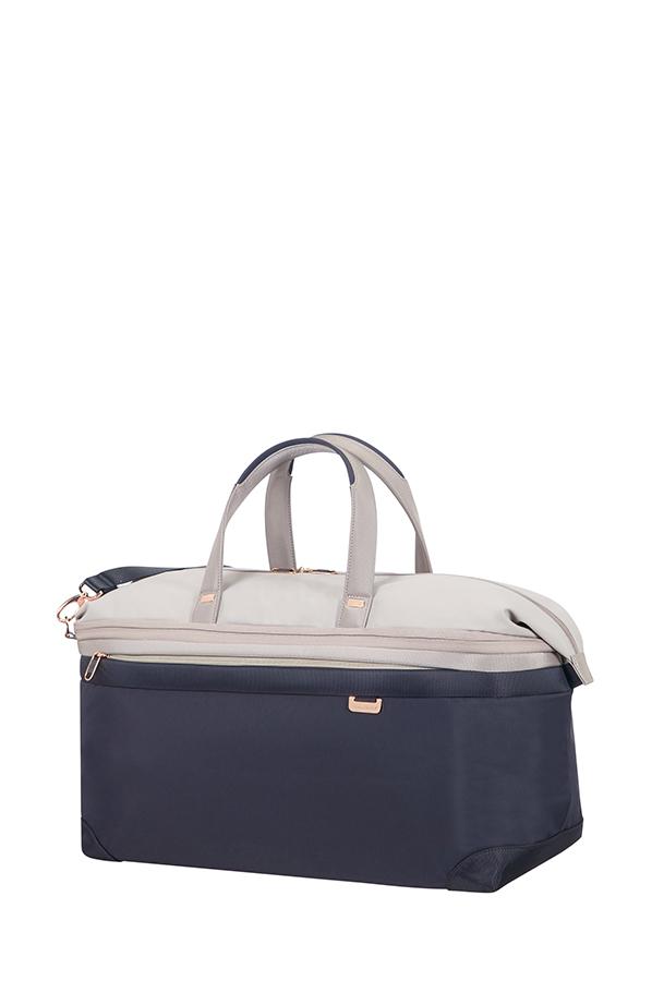 Samsonite Uplite Duffle Bag 55cm Pearl Blue  faaed45ffea5