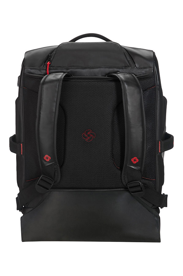 Samsonite Paradiver Light Duffle Backpack with Wheels 55cm Black ... ceeabd5732