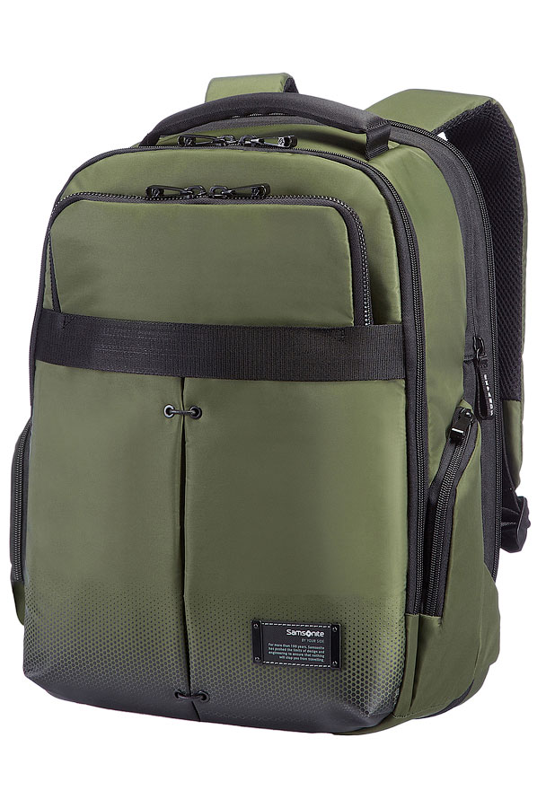 samsonite cityvibe laptop backpack urban green rolling. Black Bedroom Furniture Sets. Home Design Ideas
