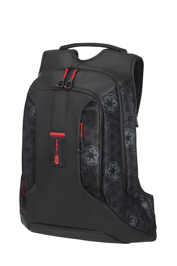 Samsonite Paradiver L Star Wars Laptop Backpack Darth Vader Black Mesh