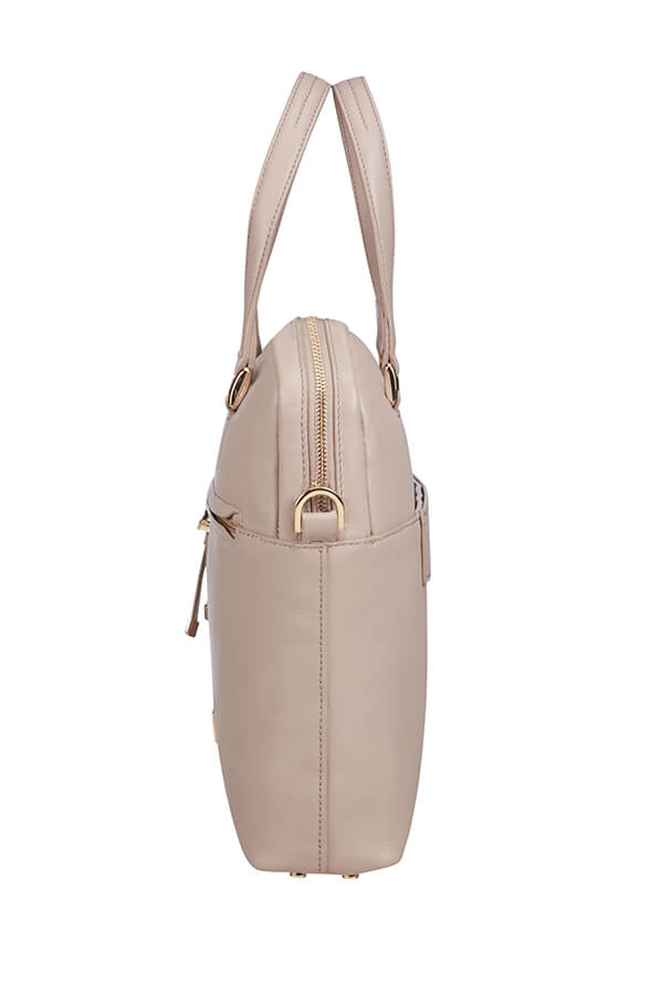 a904b044d92 Samsonite Karissa Biz Lth Ladies' business bag 15.6