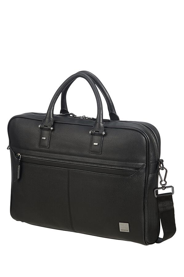 Samsonite Senzil Briefcase 15 6 Black