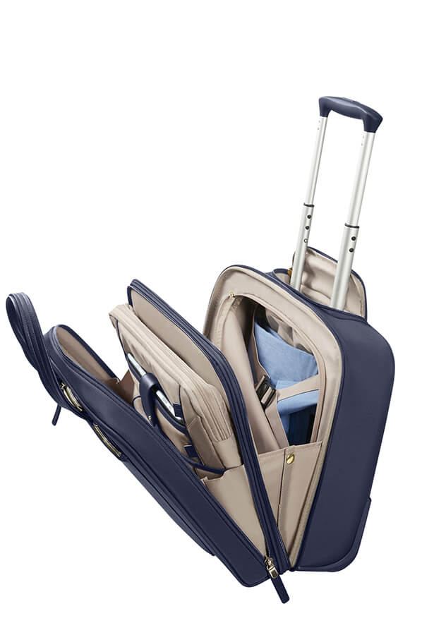 82998eb18cc36 Samsonite Zalia Rolling laptop bag 15.6