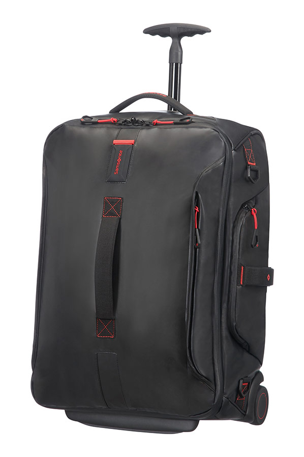 Paradiver Light Duffle Backpack With Wheels 55cm