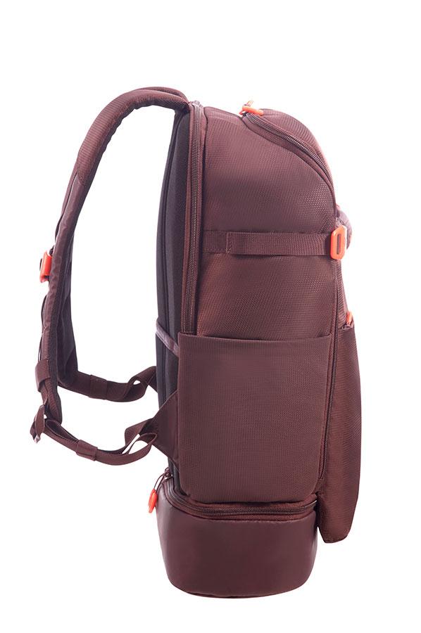 """Samsonite Hexa-Packs Laptop Backpack 15.6"""" Aubergine"""