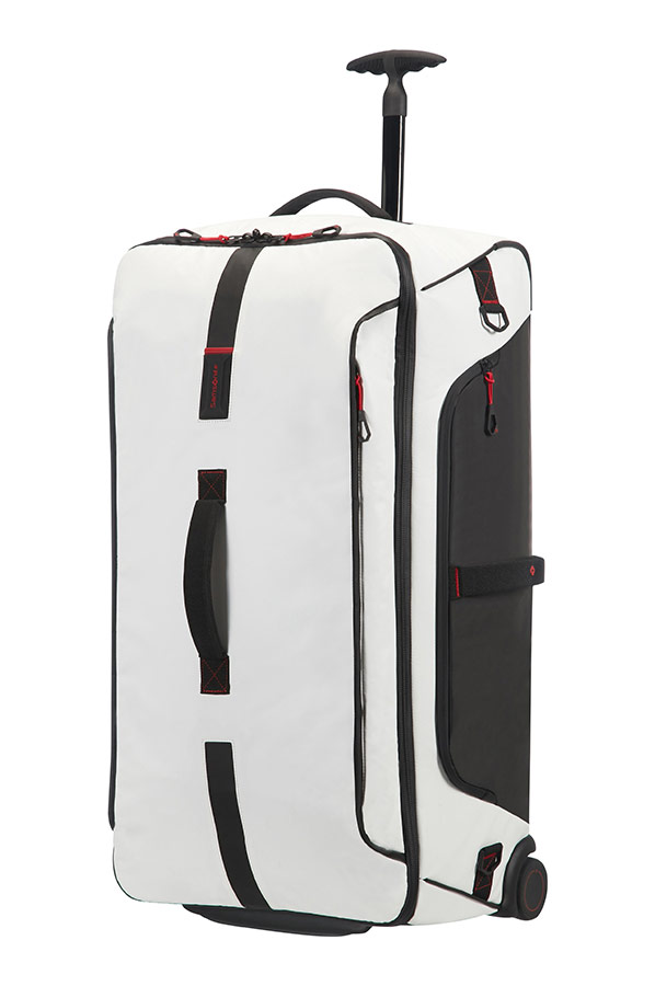 3898ba5f019a Samsonite Paradiver Light Duffle with wheels 79cm White