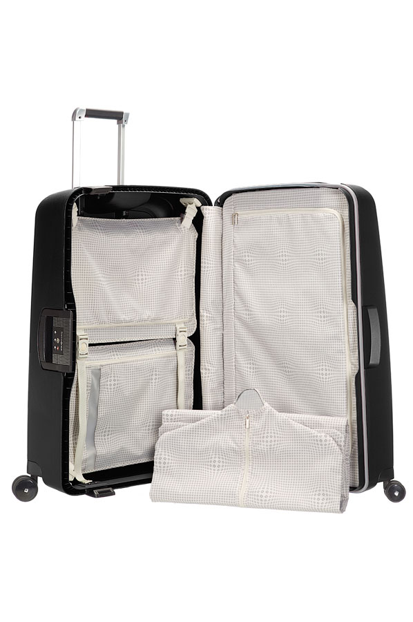 Samsonite S'cure Dlx Spinner 69