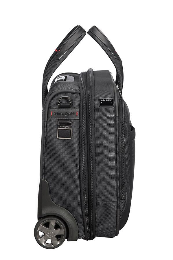 samsonite pro dlx 5 rolling laptop bag 15 6 black rolling luggage. Black Bedroom Furniture Sets. Home Design Ideas