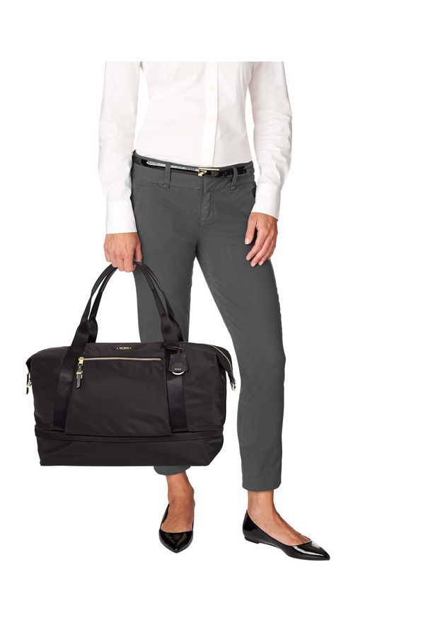 ... Voyageur Duffle Bag · Voyageur Duffle Bag. Colour. Tumi Voyageur Duffle  Bag Black c162334f0135a